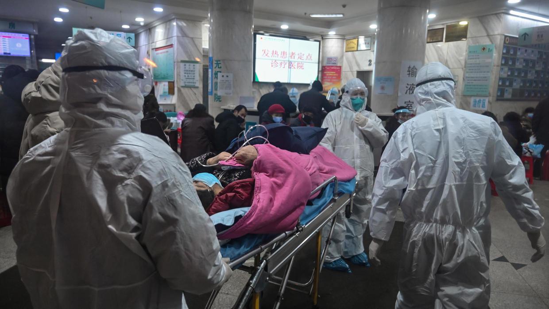 #Coronavirus: le bilan de l'épidémie atteint la barre des 2000 morts