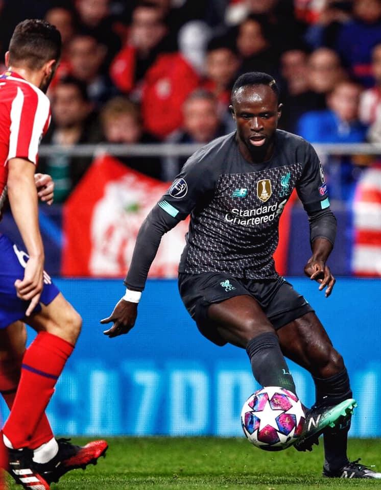 #LDC - Après la défaite à Madrid, Sadio Mané avertit les hommes de Diego Simeone