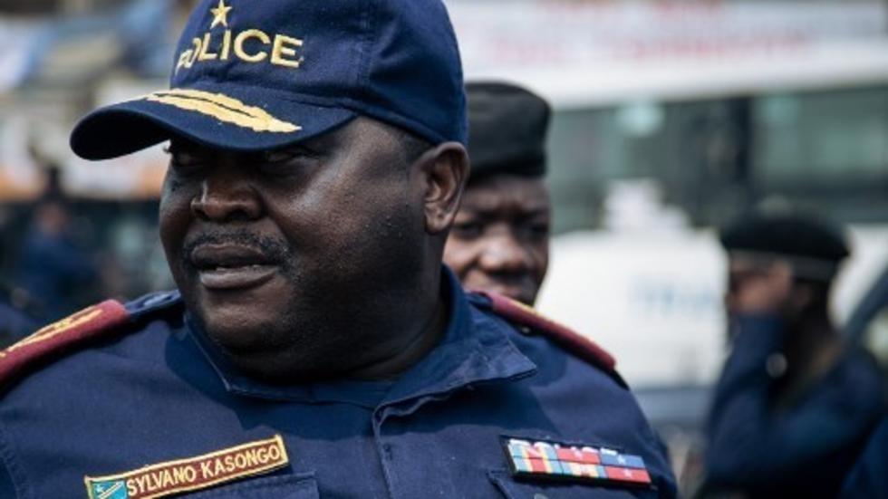 RDC: important coup de filet de la police à Kinshasa