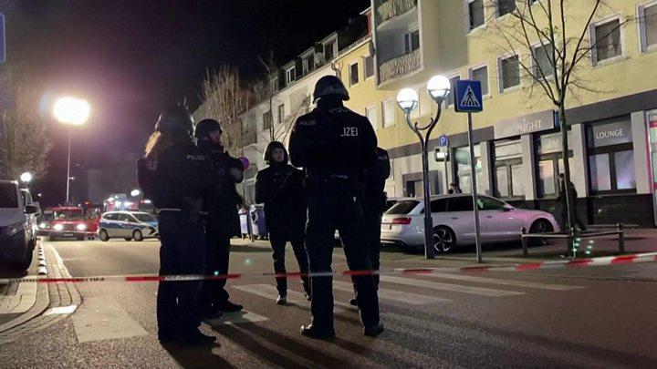 Fusillade en Allemagne : ce que nous savons des attentats dans des bars à chicha
