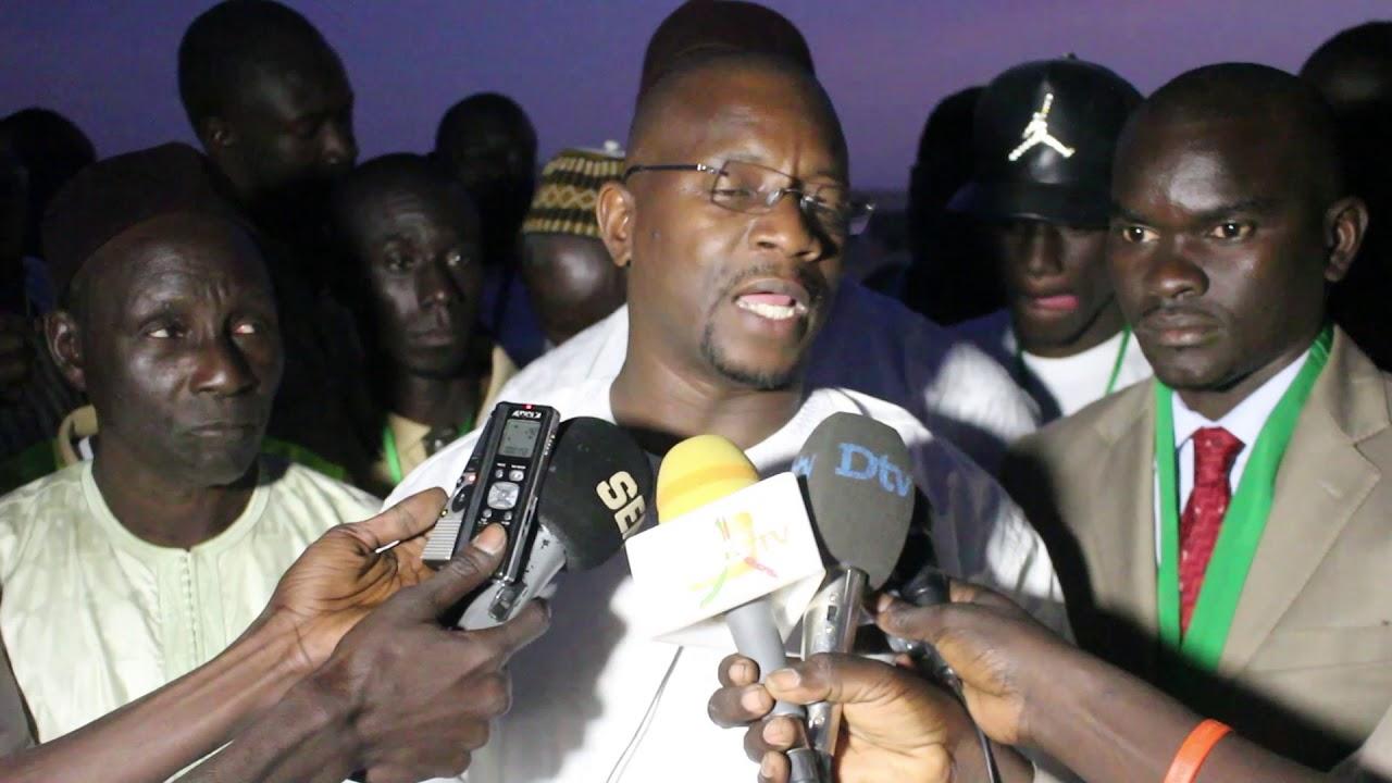 Magor Kane, maire de la Commune de Darou Khoudoss