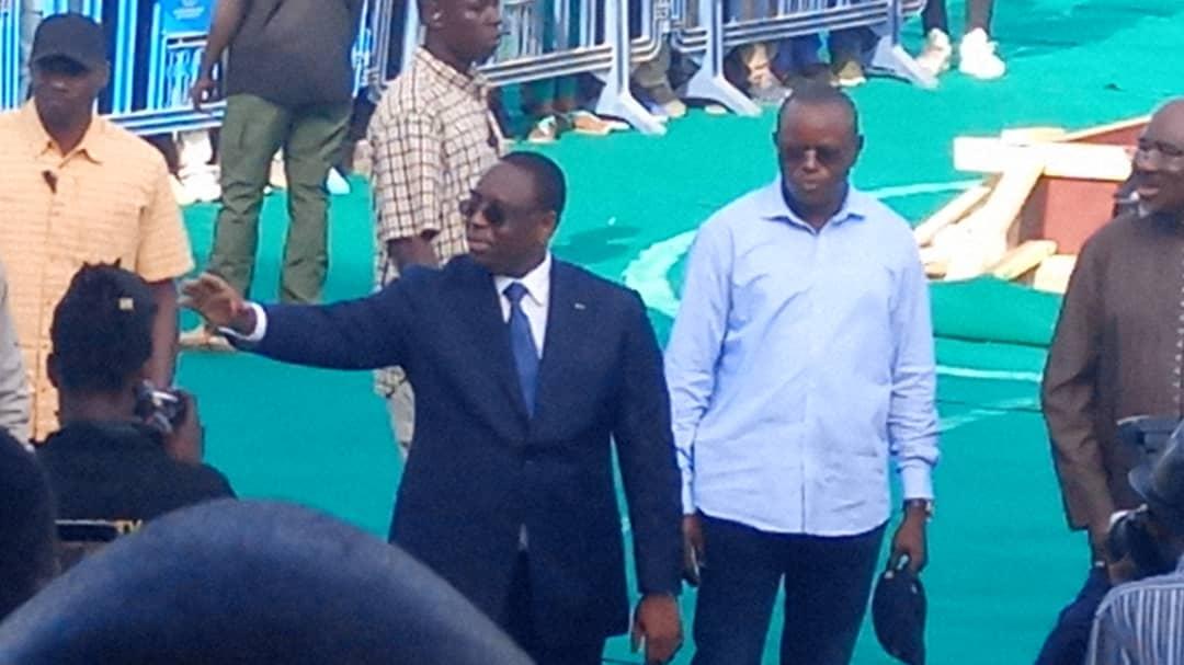 Stade du Sénégal : Macky Sall donne rendez-vous 20 août 2021 pour l'inauguration