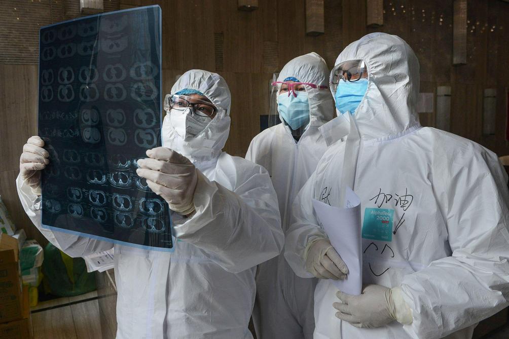 Coronavirus: bilan de 2.233 décès en Chine avec 115 morts de plus dans la province du Hube
