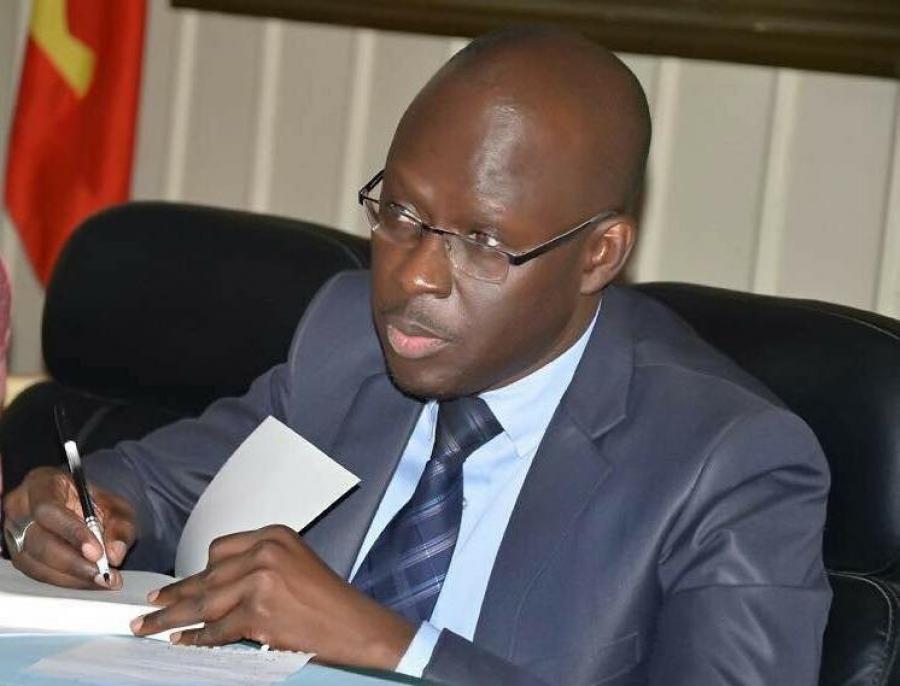 """Cheikh Bamba Dieye à Macky sur la pose de la première pierre du stade Olympique: """"Honte à vous !"""""""