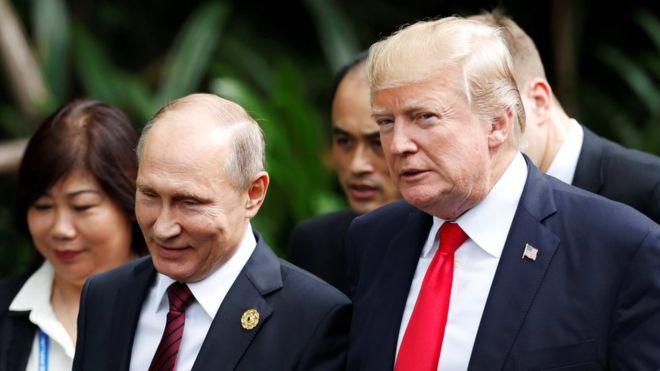 La Russie 's'immisce pour aider Trump à gagner sa réélection', selon les législateurs américains