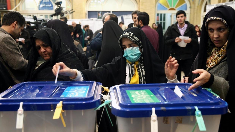 Législatives en Iran: un scrutin marqué par l'abstention, le dépouillement est en cours