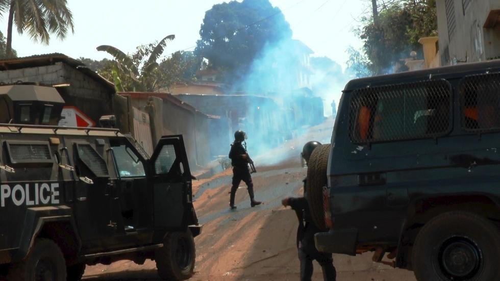 [Reportage] Violences en Guinée: choses vues dans le quartier de Wanindara