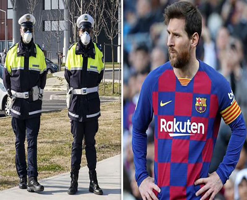 #LDC: Messi et sa bande vont subir des contrôles de coronavirus avant le choc de Naples