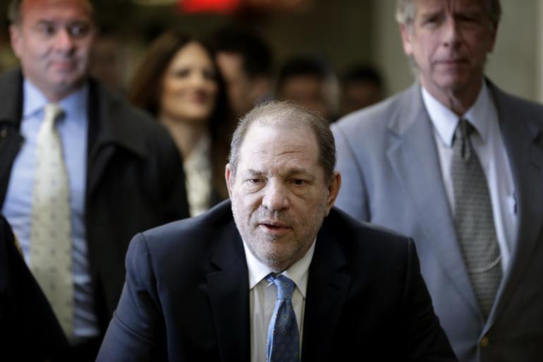 Harvey Weinstein reconnu coupable d'agression sexuelle et de viol