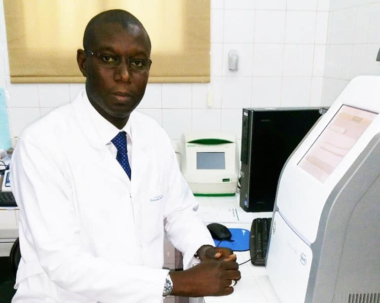 Supposé traitement validé du Coronavirus: le Pr Daouda Ndiaye ...