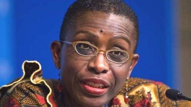 Antoinette Sayeh, première Africaine DGA du FMI