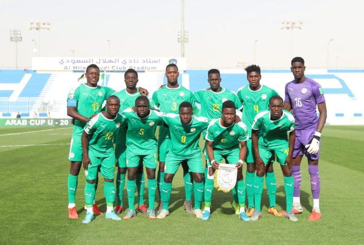 Coupe Arabe U20 : le Sénégal qualifié en demi-finale en battant 5-0 le Bahreïn