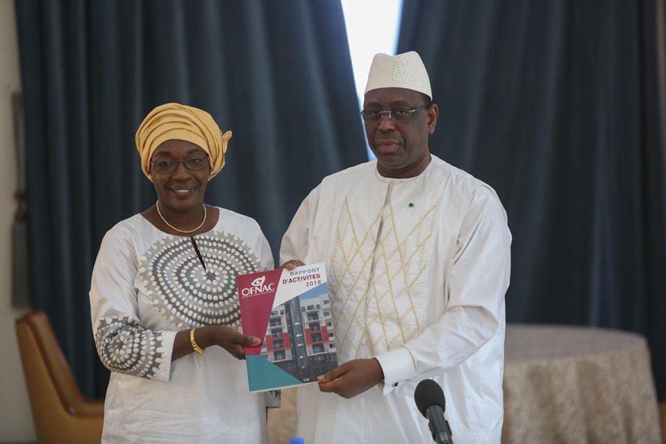 Le Président Macky Sall reçoit enfin les rapports 2017 et 2018 de l'OFNAC