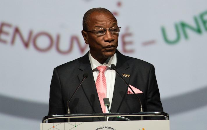 Guinée: le Président Alpha Condé annonce le report des Législatives-Referendum
