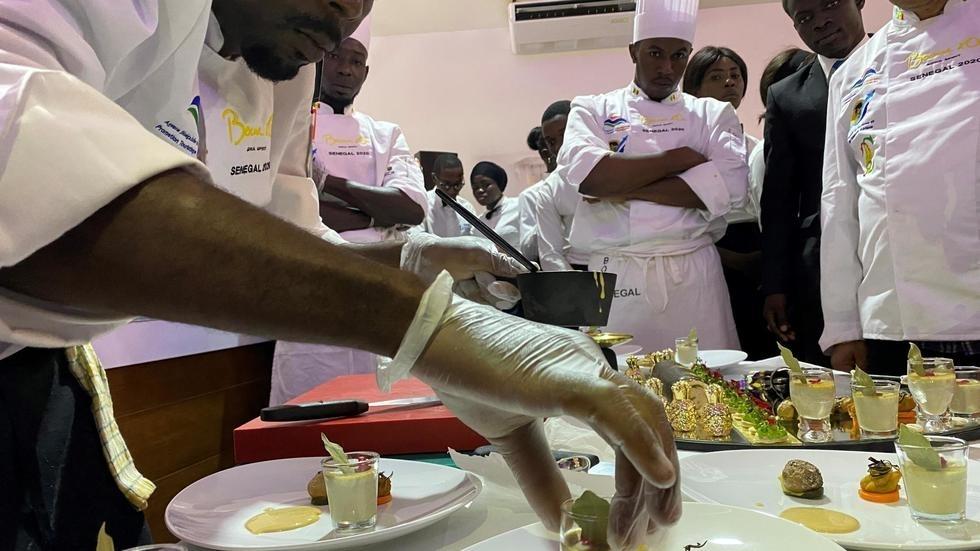 Le Bocuse d'Or du meilleur chef cuisinier sénégalais revient à Mbaye Sambe