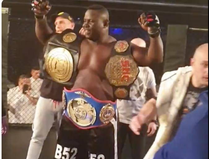 MMA: Bombardier bat Danial Podmore en une minute, à Londres