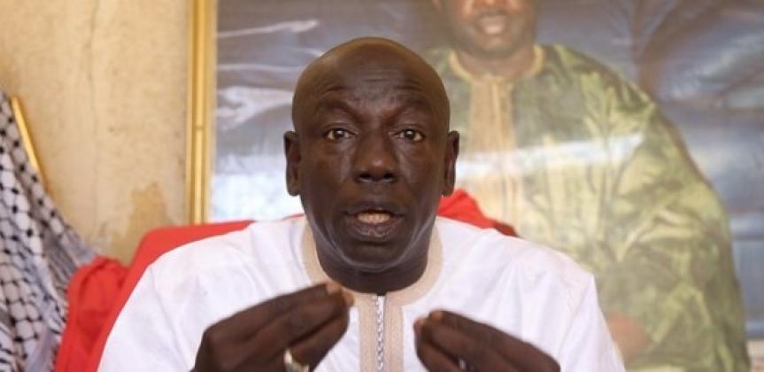 Abdoulaye Wilane sur la 3e mandat: «Par moment cela me fait rire, par moment cela me rend inquiet»