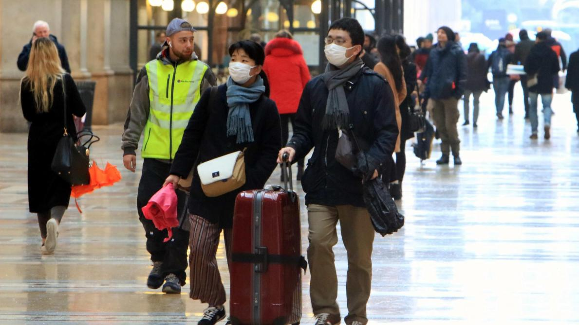 Coronavirus : 28 nouveaux morts en Italie, le bilan monte à 107 décès