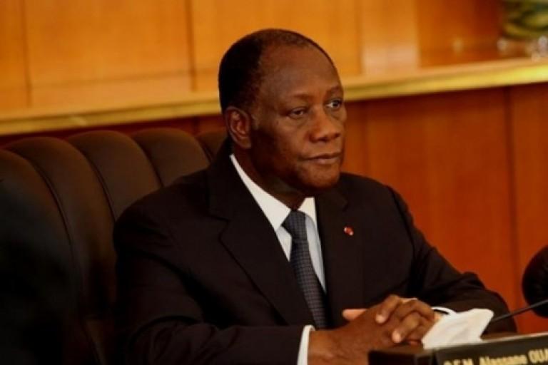 L'intégralité du discours de Alassane Ouattara devant le Congrès