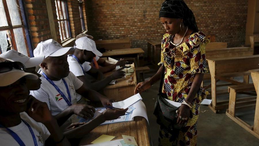Burundi: la Céni a reçu dix dossiers de candidature pour la présidentielle