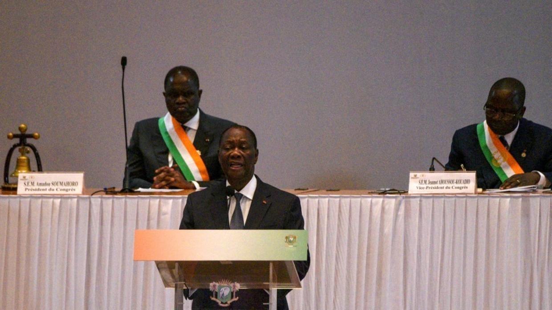 Côte d'Ivoire: le processus de révision constitutionnelle a commencé