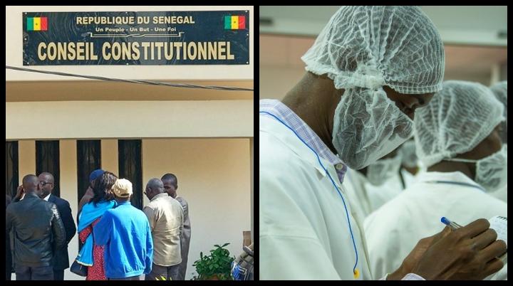 """#Coronavirus - Le Conseil Constitutionnel reporte son séminaire sur """"l'exception d'inconstitutionnalité"""""""