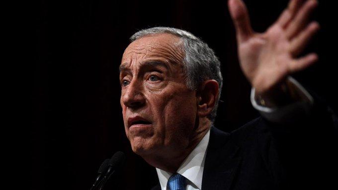 Coronavirus au Portugal: le Président Marcelo Rebelo de Sousa, a décidé de se mettre en quarantaine