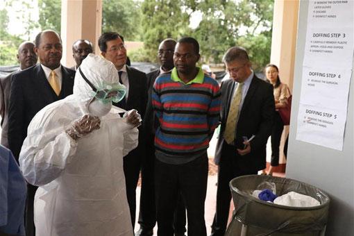 Burkina Faso  : Un couple testé positif au coronavirus