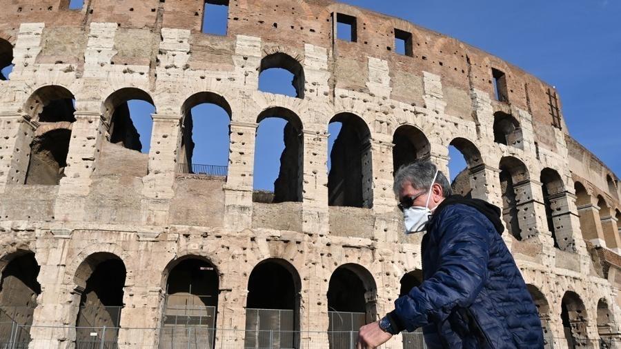 #Coronavirus: l'Italie franchit le cap des 10000 personnes contaminées