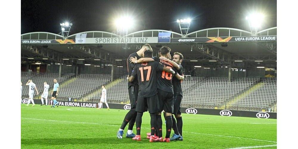 Ligue Europa (8e de finale) : Manchester United et Bâle prennent une bonne option