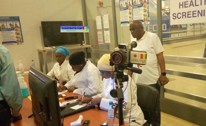 Urgent : un premier cas de Coronavirus confirmé en Guinée