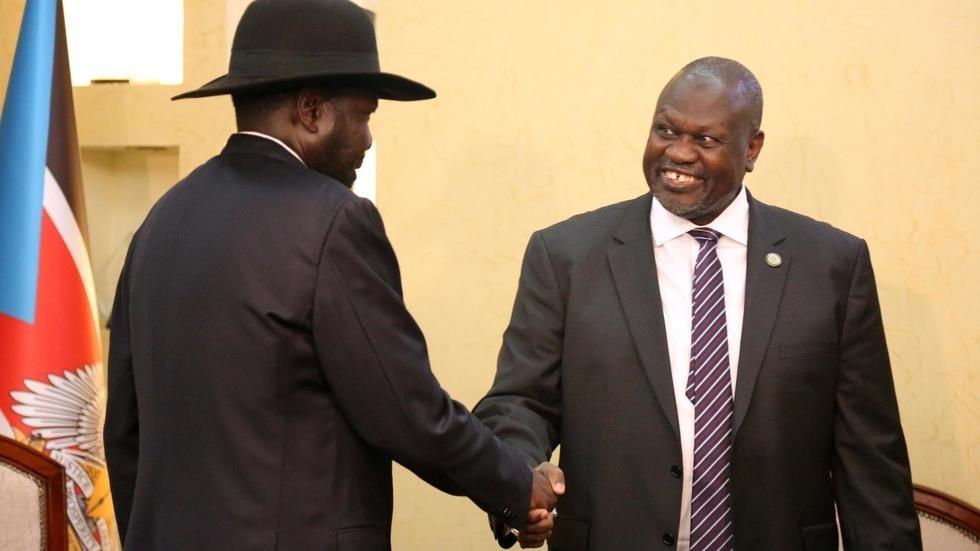 Le gouvernement d'union nationale dévoilé au Soudan du Sud