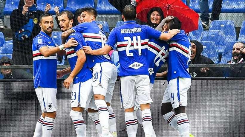 Serie A: La Sampdoria décimée par le coronavirus