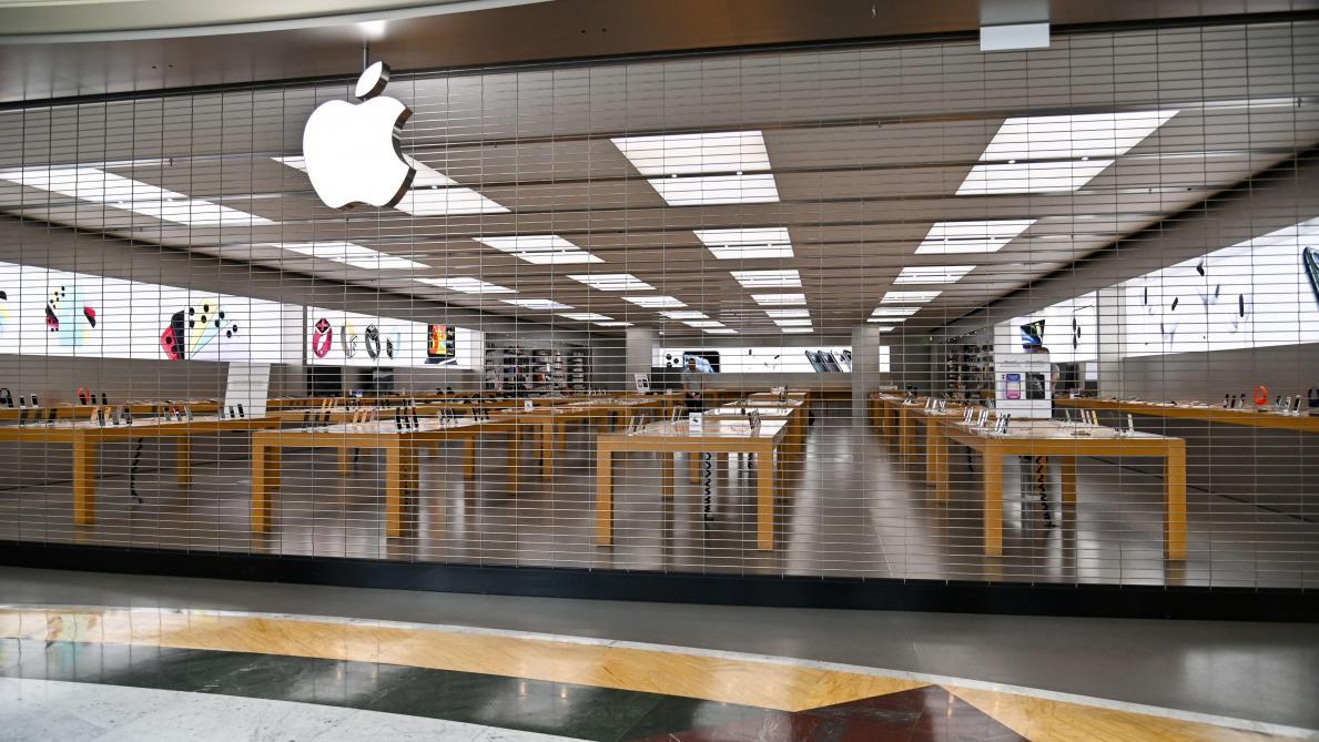 Coronavirus: Apple annonce la fermeture de tous ses magasins hors Chine jusqu'au 27 mars