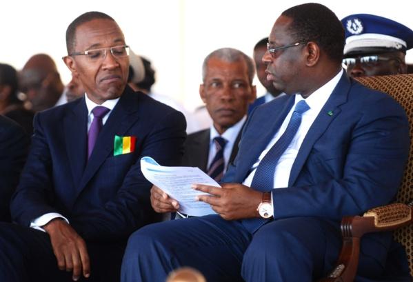 #Coronavirus - Abdoul Mbaye félicite le chef de l'Etat Macky pour les mesures prises