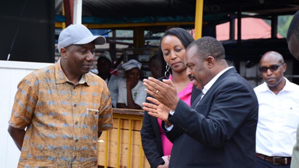 Rwanda: la success-story de Gérard Sina, patron d'une des plus grandes firmes du pays