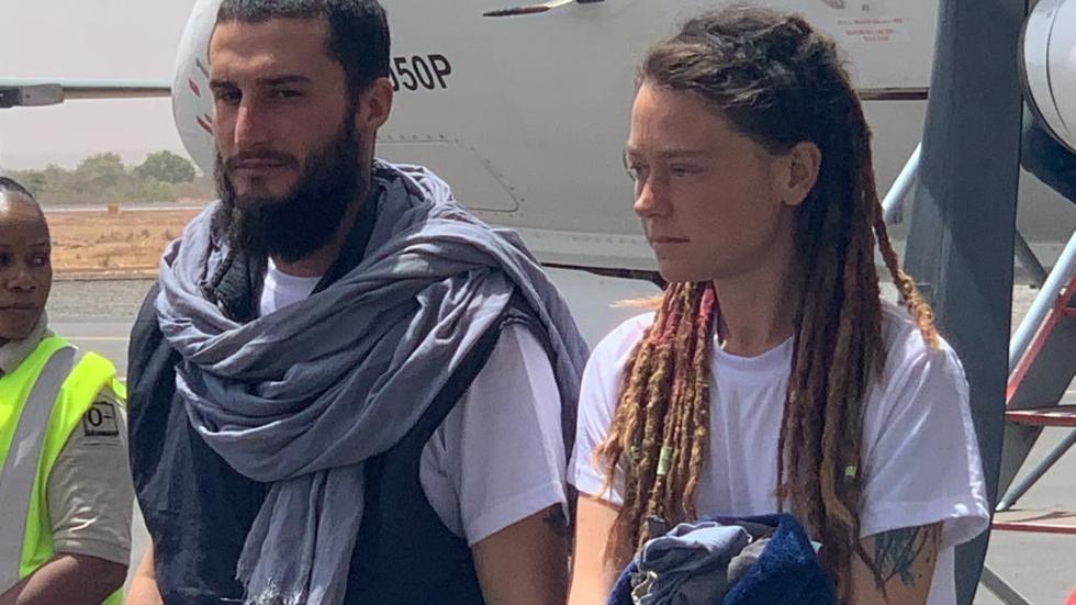Les deux Occidentaux enlevés en 2018 au Burkina Faso retrouvés libres au Mali