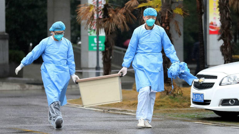 Coronavirus : le cap des 6.000 morts franchi à l'échelle mondiale