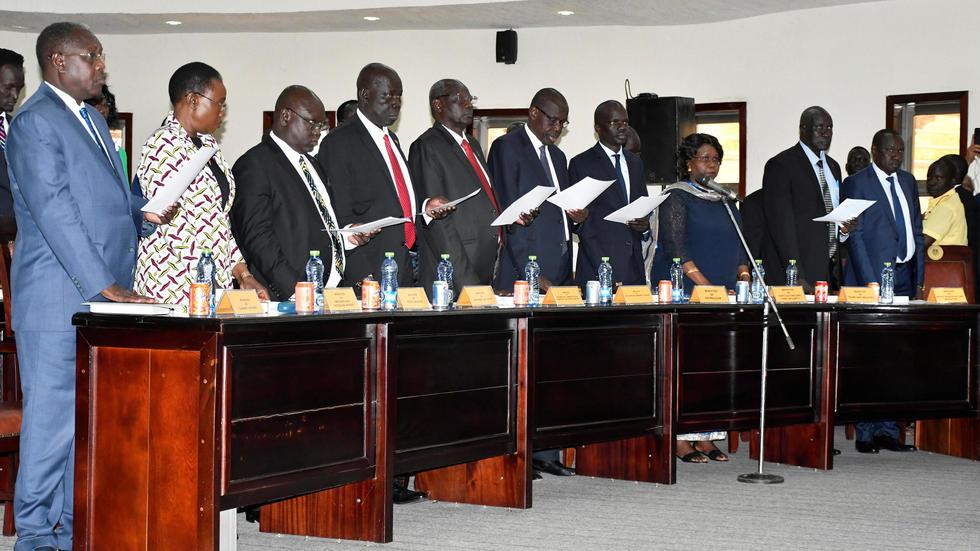 Soudan du Sud: le nouveau gouvernement ne comporte pas le quota de femmes prévu