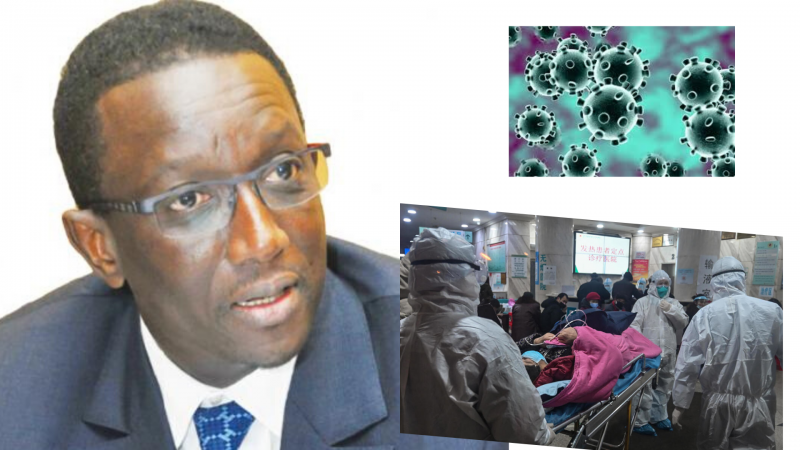 Amadou Ba, ministre des Affaire étrangères