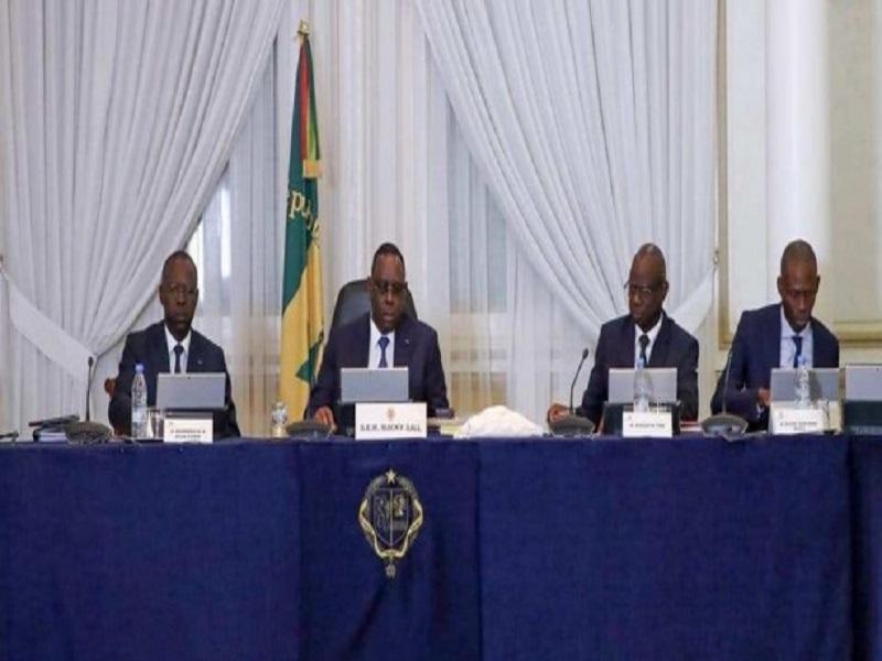 Mesures préventives au Conseil des ministres de ce mercredi : une distance de 1,5 mètre entre Macky et ses ministres