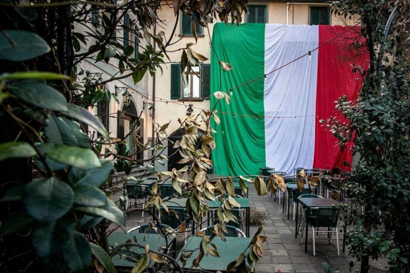 L'Italie enregistre 627 nouveaux décès ce vendredi et dépasse la barre des 4000 morts