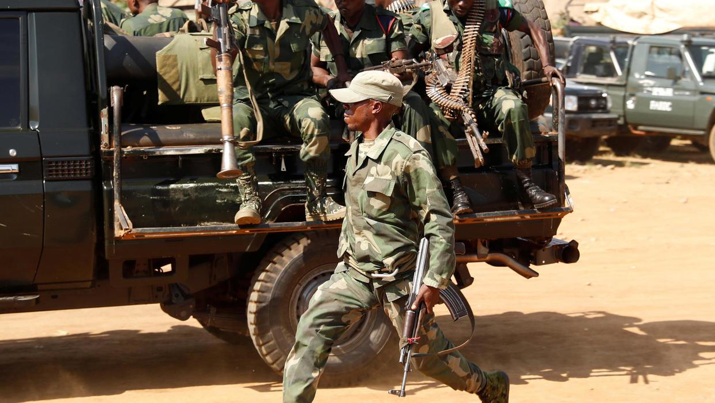 Incidents à la frontière entre armées de RDC et de Zambie