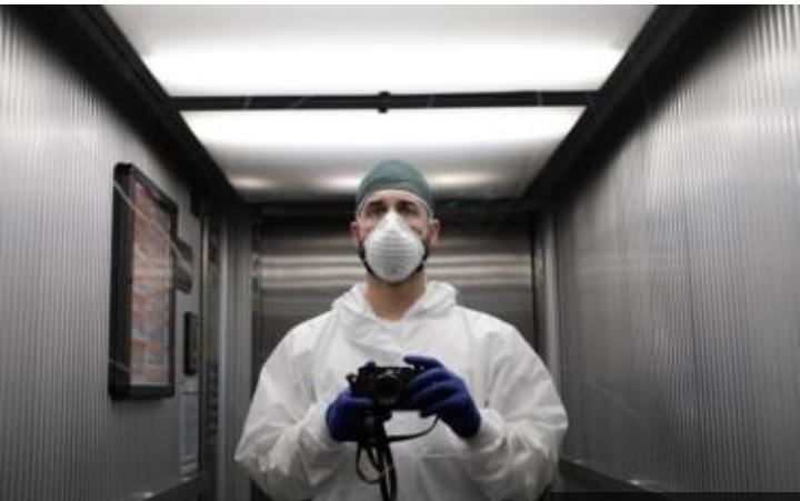 Coronavirus : un infirmier raconte la crise en Italie