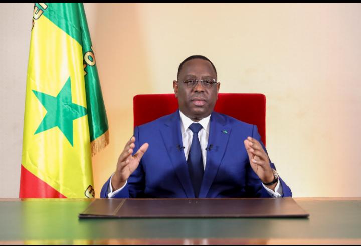 #Covid19 : l'intégralité du discours du président Macky Sall