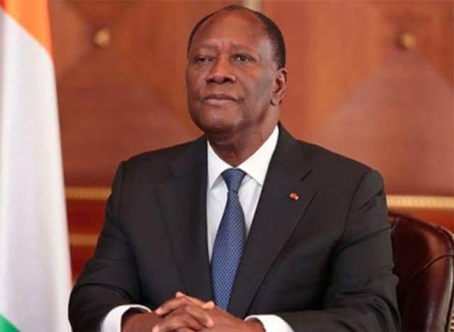 Covid-19: le président ivoirien Alassane Ouattara décrète le couvre-feu