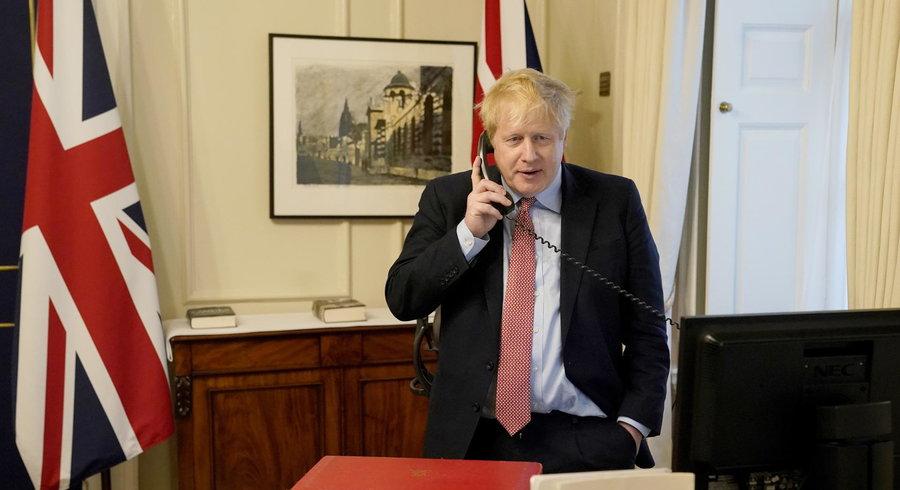#COVID19 -Le premier ministre britannique Boris Johnson a été testé positif