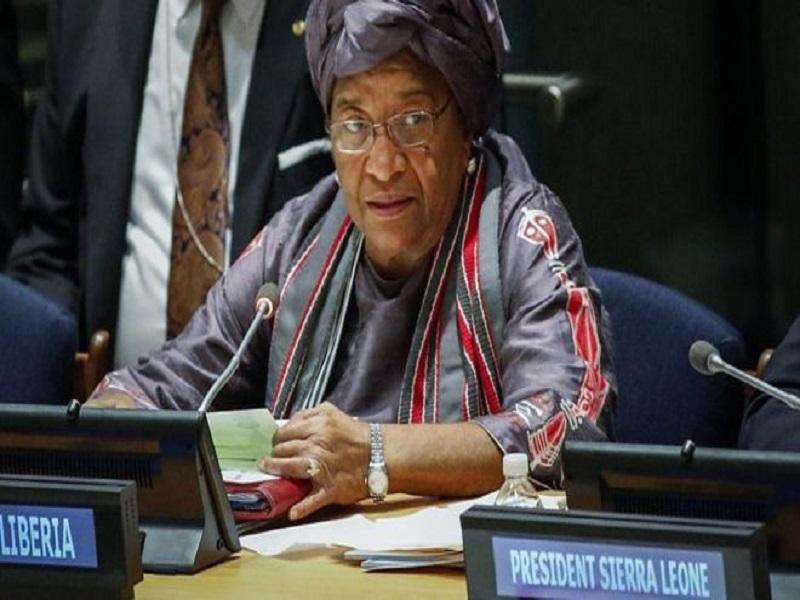 Coronavirus : les leçons de la présidente qui a mené la lutte contre Ebola