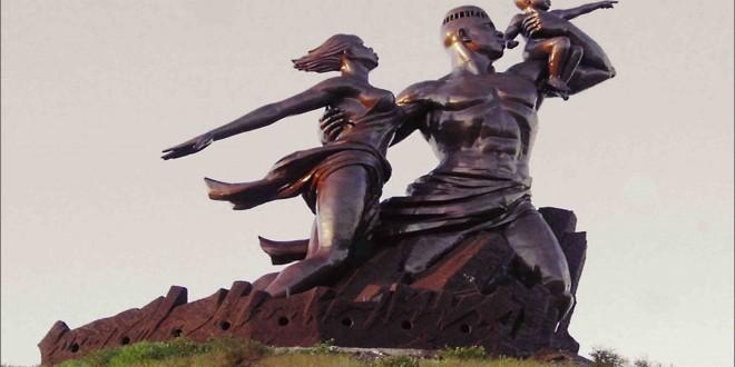 Un suspect arrêté pour ''vandalisme'' au monument de la renaissance africaine