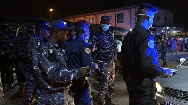 Près de 500 personnes arrêtées en Côte d'Ivoire en une semaine
